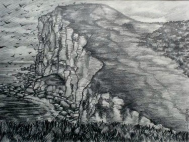 La falaise éboulée