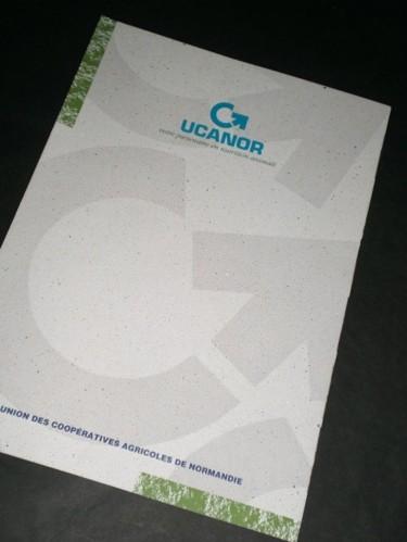 Plaquette UCANOR (agro-alimentaire)