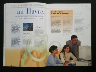 Pages intérieures brochure ESC Le Havre