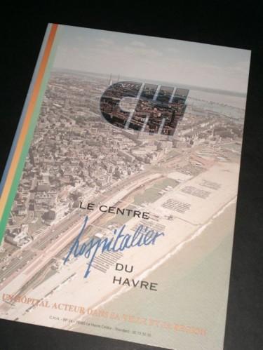 Plaquette du Centre Hospitalier du Havre