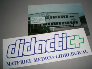 Logo pour une entreprise de matériel médical
