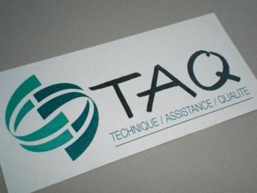 Logo d'une entreprise de maintenance de canalisations d'eau.