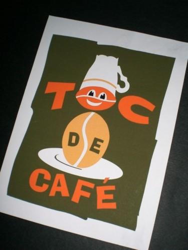 Logo d'une marque de café pour les collectivités