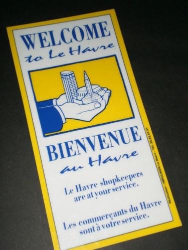 Logo pour la Chambre de Commerce du Havre