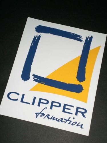 Logo d'une société de formation