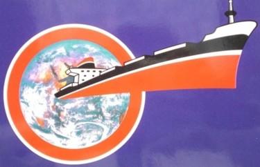 Logo pour une société de transport maritime