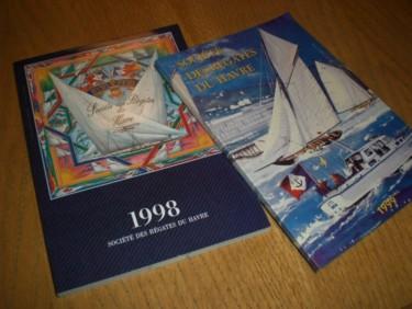 Brochures pour la Société des Régates du Havre (SRH)