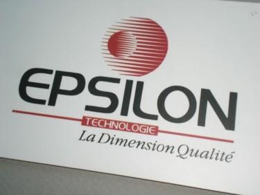 Logo d'une entreprise de métrologie industrielle