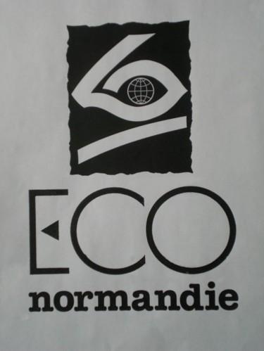 Projet de logo pour un parc d'éco-entreprises en Haute-Normandie