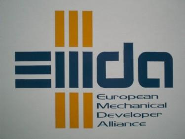 Projet de logo pour un réseau d'agences de génie logiciel en mécanique