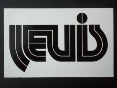Projet de logo pour Levis (fabrication de jeans)