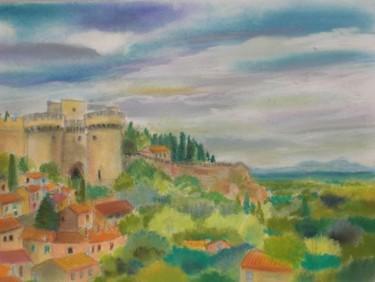 Le Fort Saint-André près d'Avignon