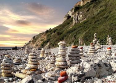 Sculptures effet mer